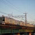 Photos: 211系@多摩川橋梁