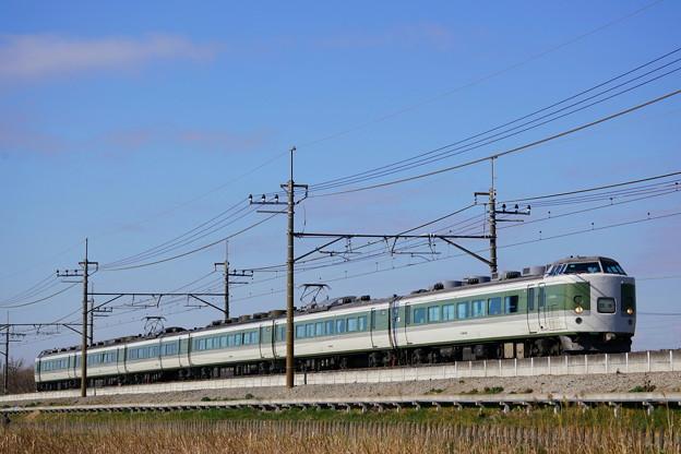 Photos: 189系 TDL臨 N102編成@ヒガウラ