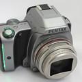 Photos: PENTAX K-S1(Moon Silver) with HD PENTAX-DA21mmF3.2AL Limited (Silver) LED-ON