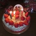写真: ケーキ
