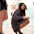 Photos: 今日の一押し小姐 4-8 大陸美脚コンテスト はずれもあるけど(笑) (3)