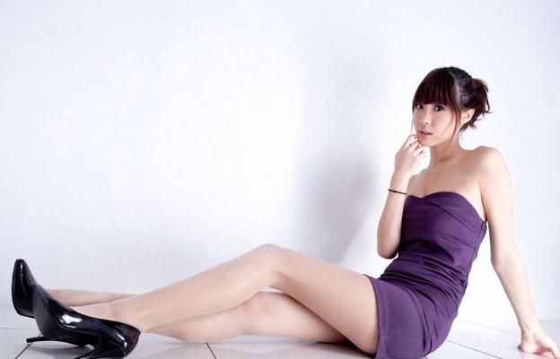 今日の一押し小姐 4-15 ボディラインのセクシーさ(笑) (3)