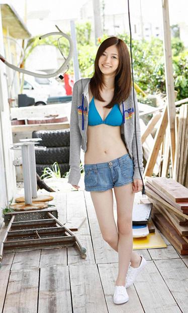 写真: 美脚美人と天真爛漫美女とセク可愛い小姐が集合!(笑) 今日の気になる小姐 09-07 (4)