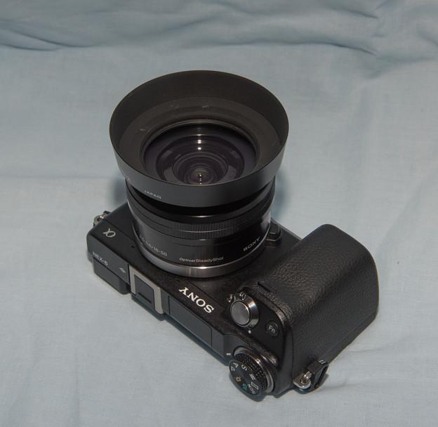 【NEX-6&E PZ 16_50mm F3.5_5.6 OSS】1