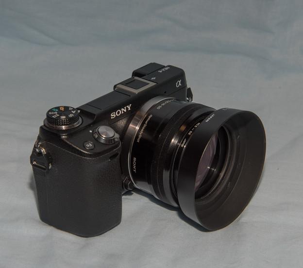 【NEX-6&E PZ 16_50mm F3.5_5.6 OSS】2