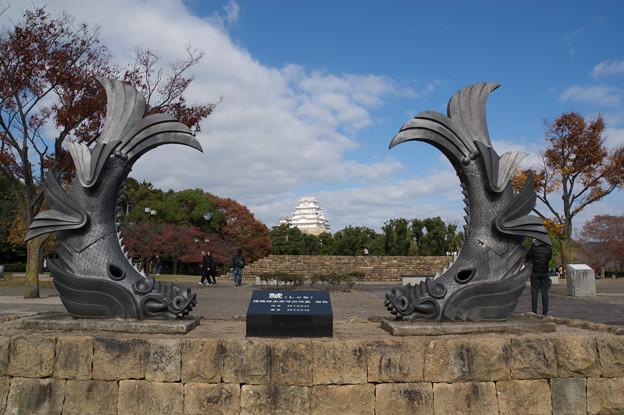 姫路城十景【No3_城見台公園】1