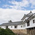 姫路城【45_外から見る百間廊下】