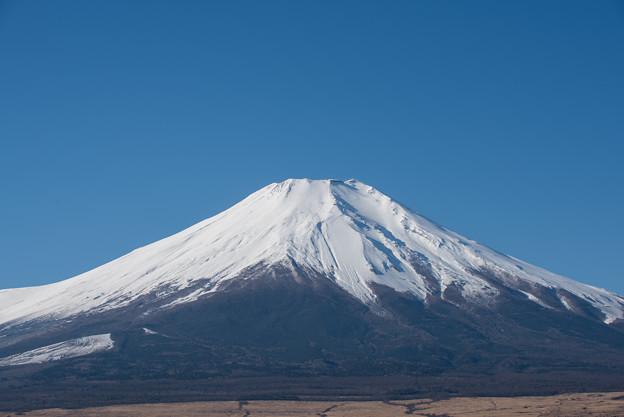 富士山【山中湖からの眺め】4