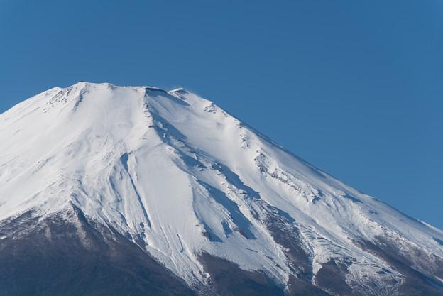 富士山【山中湖からの眺め】5