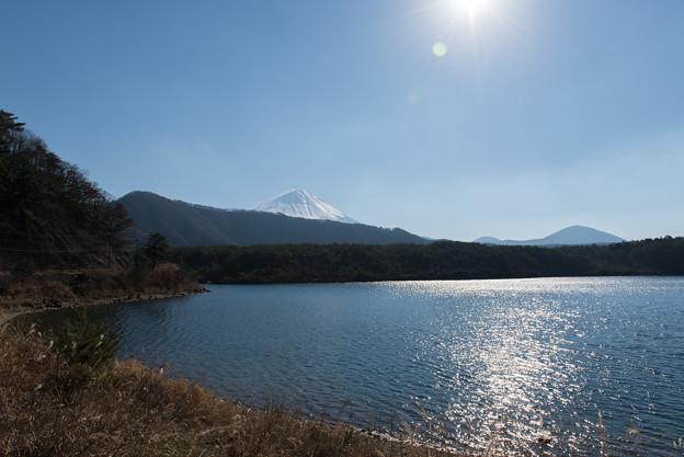 富士山【西湖からの眺め】1