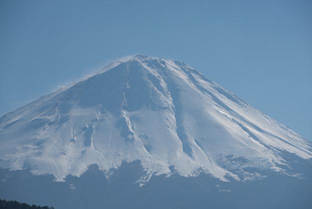 富士山【精進湖からの眺め】4