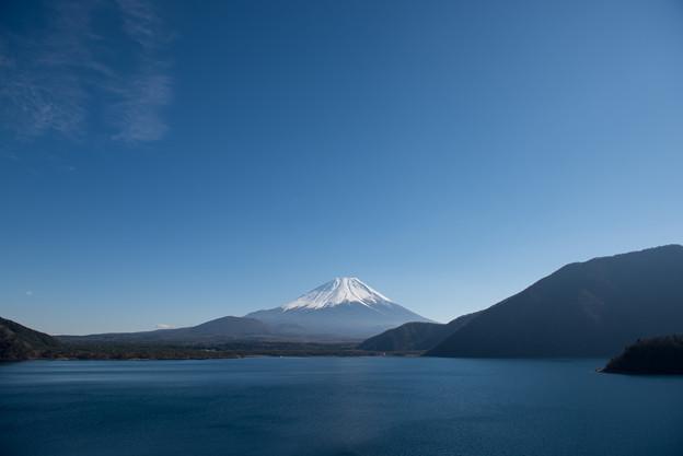 富士山【本栖湖からの眺め】1