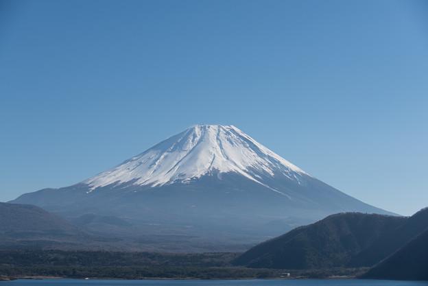 富士山【本栖湖からの眺め】3