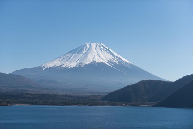 富士山【本栖湖からの眺め】4