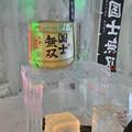写真: 層雲峡氷瀑祭り  (2)