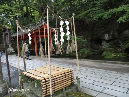 石山寺 参道 P8270293