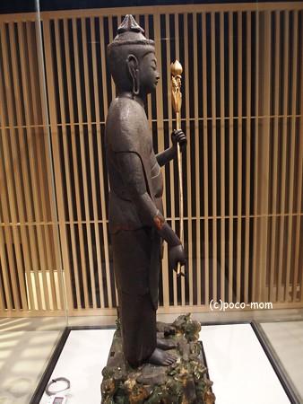 長浜観音ハウス 常楽寺 聖観音立像 P9191127