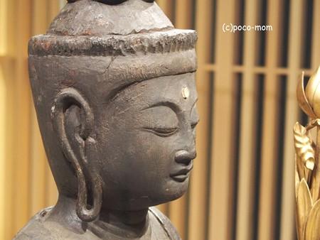 長浜観音ハウス 常楽寺 聖観音立像 P9191128
