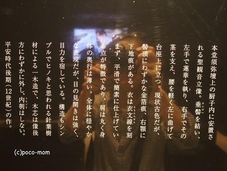 長浜観音ハウス 常楽寺 聖観音立像 P9191129