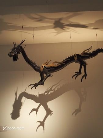 東京藝術大学大学美術館 驚きの明治工藝 自在置物 PA090385