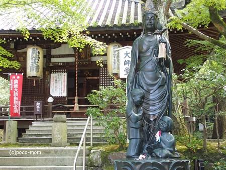 今熊野観音寺 泉涌寺塔頭 PA160623