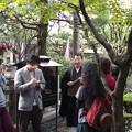 写真: 瑞泉寺 豊臣秀次公の墓 PA160736