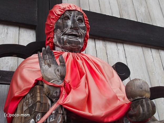 東大寺大仏殿 お賓頭盧尊者 P1220993