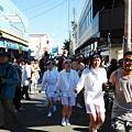 写真: 平成23年青島神社新春の禊裸まいり17
