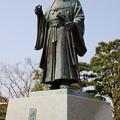 徳川光圀像