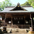 神崎神社 拝殿