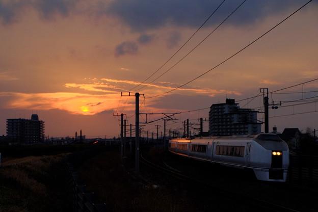 Photos: 快速 ぶらり川越号 復路