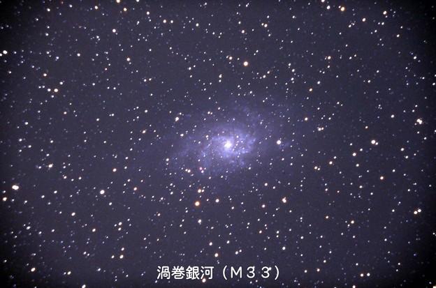 Photos: M33