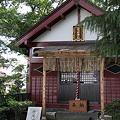 写真: 旧水戸街道 藤代宿 愛宕神社