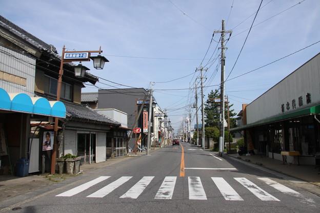 旧水戸街道 藤代宿