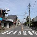 写真: 旧水戸街道 藤代宿