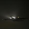 シンガポール航空 A380 夜間離陸