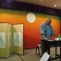 Photos: 宝蔵寺の住職