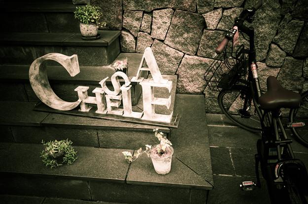 写真: CHELSEA?