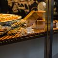 Photos: パン屋の店先