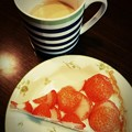 Photos: 紅茶とケーキ(^〇^)