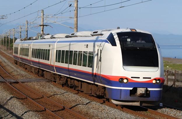 3361M E653系H-204編成(4両)