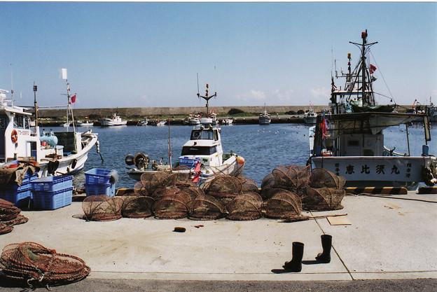 岩手県 種市漁港