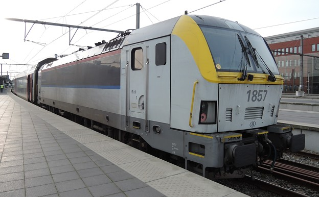 ベルギー国鉄