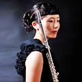間部令子 まなべれいこ フルート奏者 フルーティスト        Reiko Manabe