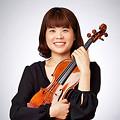 写真: 伊部祥子 いべしょうこ ヴァイオリン奏者 ヴァイオリニスト   Ibe Shoko