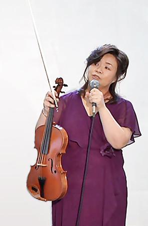 田中美恵子 たなかみえこ ヴィオラ奏者 ヴィオリスト