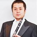 写真: 粟生田直樹 あおうだなおき クラリネット奏者          Naoki Aouda