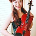 写真: 中山友希 なかやまゆき ヴァイオリン奏者 ヴァイオリニスト  Yuki Nakayama