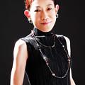 写真: 渡辺理恵子 わたなべりえこ ピアノ奏者 ピアニスト        Rieko Watanabe