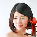 写真: 永瀬惟 ながせゆい チェロ奏者 チェリスト  Yui Nagase